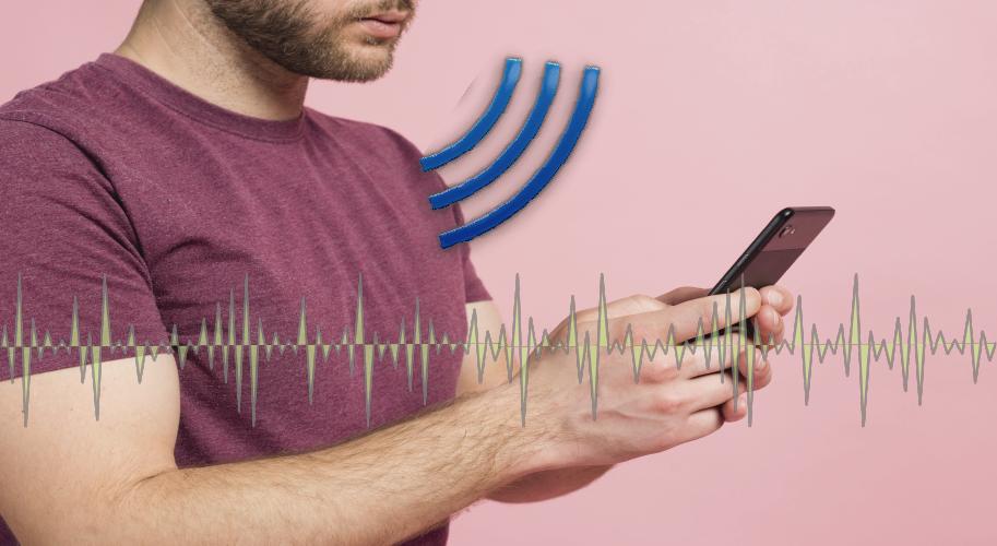 biometria voz